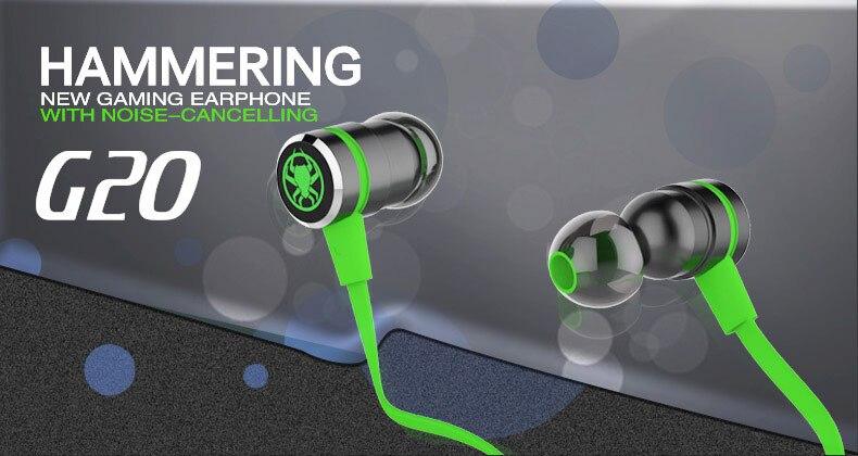 PLEXTONE G20 In-ear Earphone for Phone Computer stereo gaming PLEXTONE G20 In-ear Earphone for Phone Computer stereo gaming HTB1YpXXQFXXXXcoXVXXq6xXFXXX2