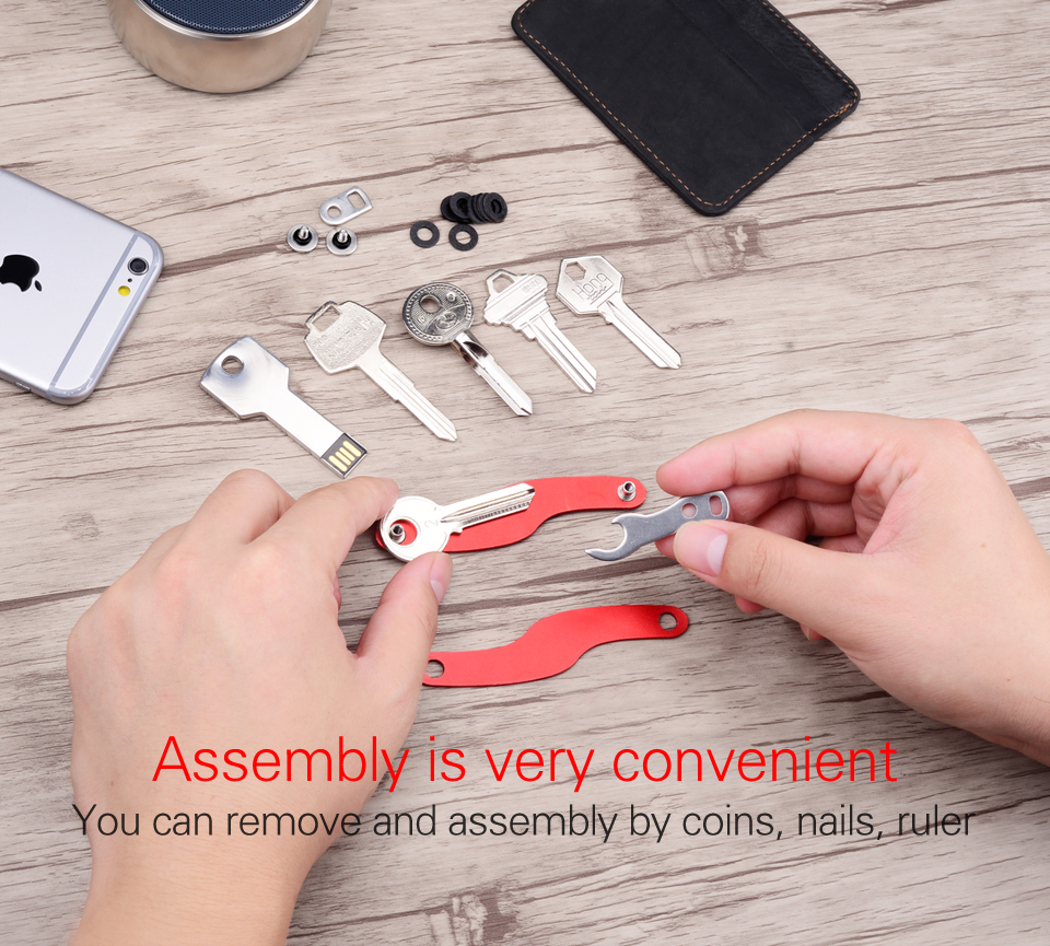 acessórios para keysmart peças estendida IF You Need a Key Holder : Please GO TO MY Shop And Choose