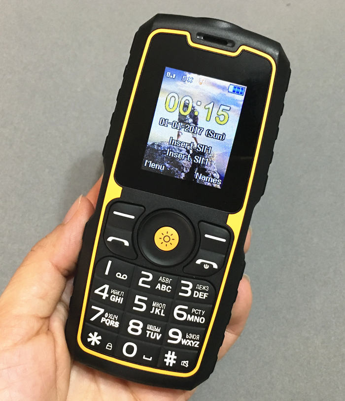 States shockproof mobile Cell 14