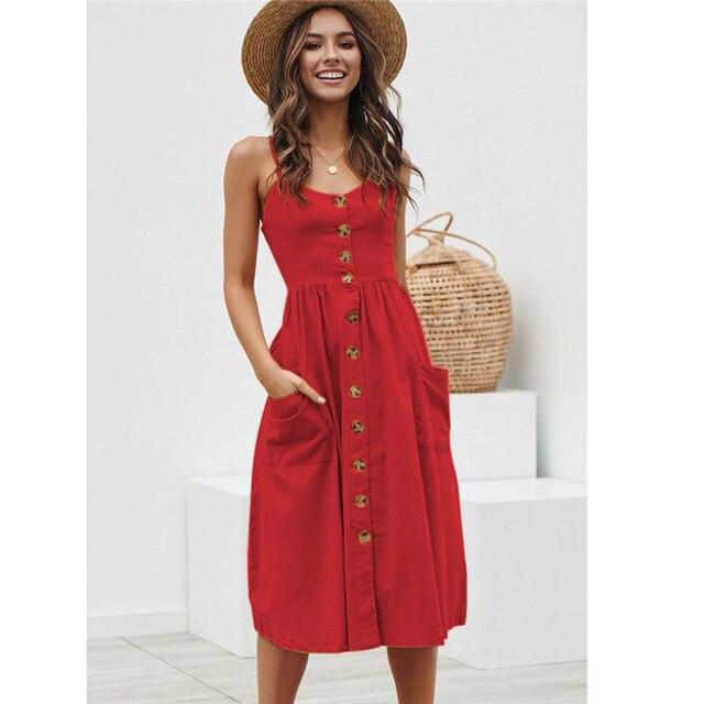 Summer Strap Print Floral Long Boho Bohemian Beach Dress 2018 Women Sundress Sexy Casual Loose Plus Size Robe Femme Maxi Dresses 2