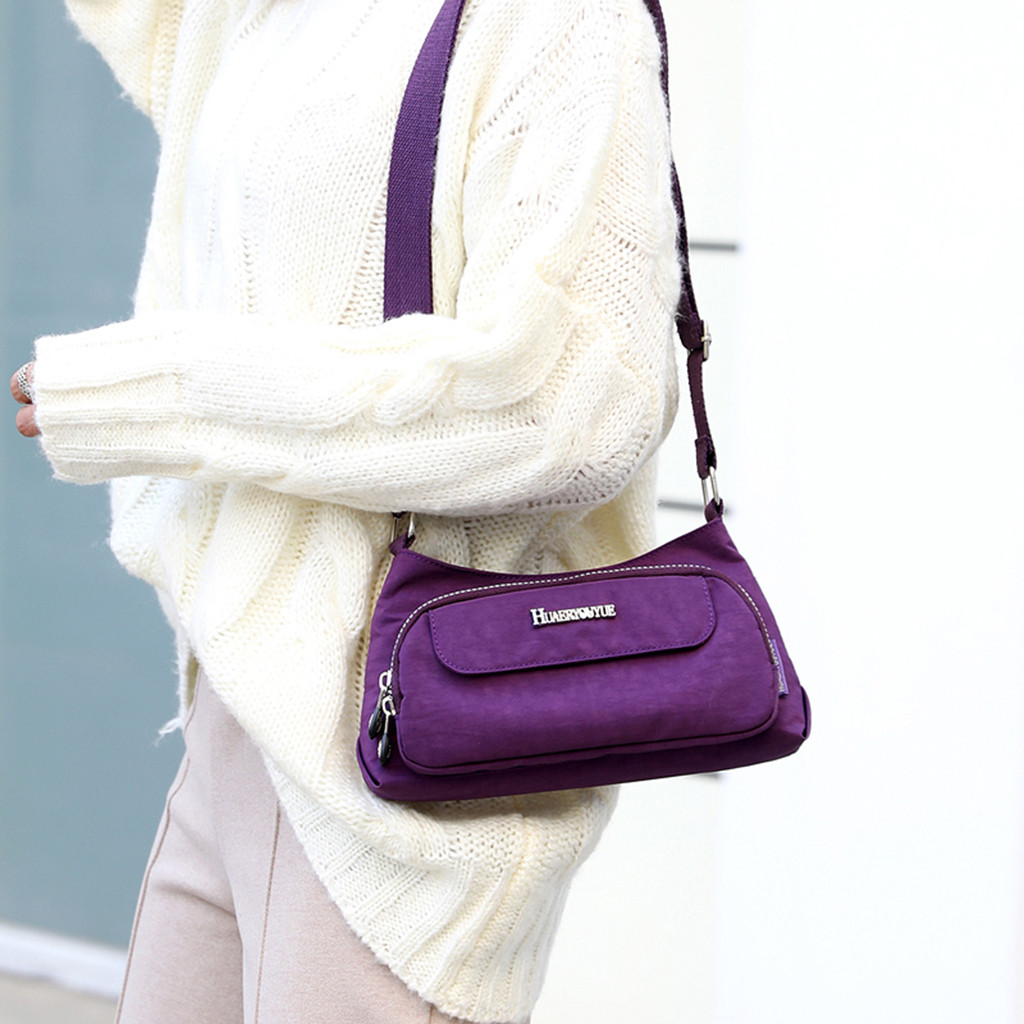 Ladies Hand Bags Casual Nylon Women Shoulder Bag Free Shipping