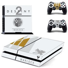 DESTINY 2 PS4 Skin Sticker for Sony PS4 PlayStation 4 and 2 controller skins