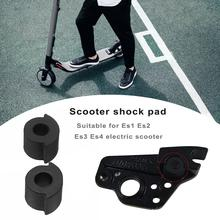 2 PCS Silicone Shock Pad Absorber No. 9 Electric Scooter Left And Right For Es1 Es2 Es3 Es4 Folding