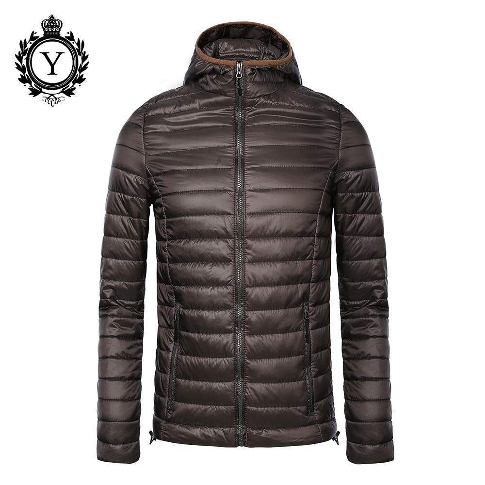 Winter Waterproof Jackets For Men