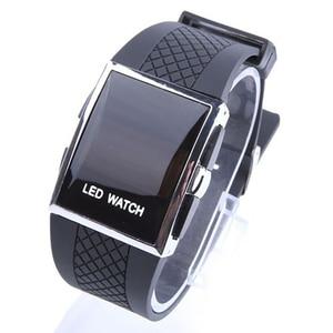 Men Watch LED Design Wristwatc