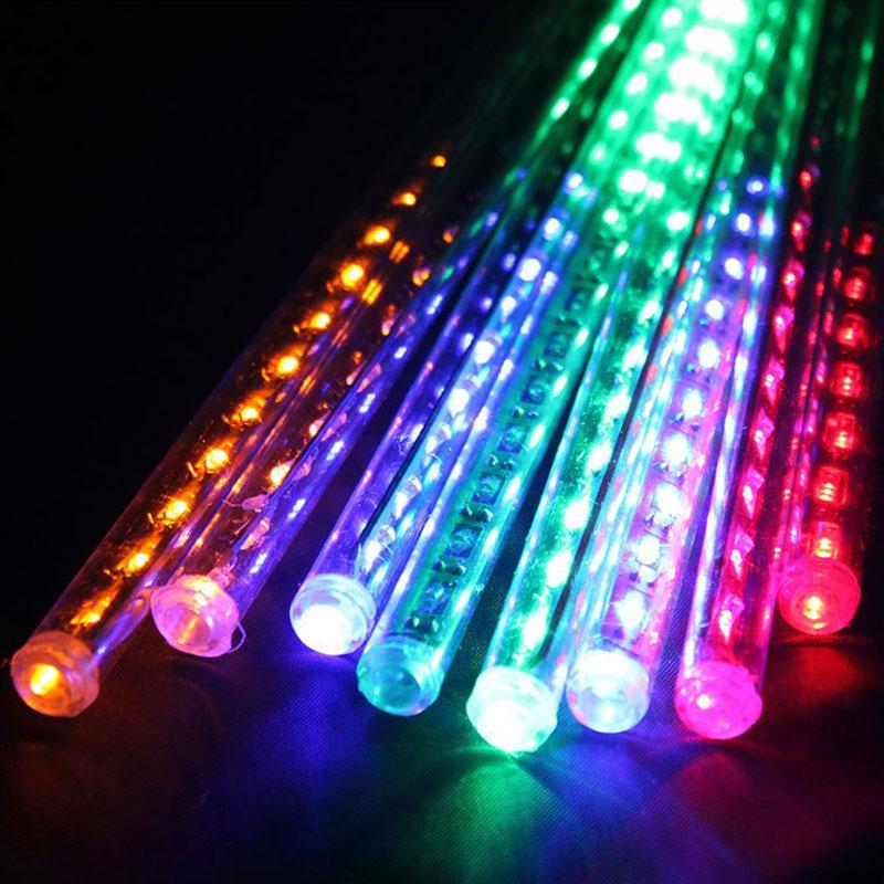 50CM LED christmas lights outdoor flashing Christmas tree ...