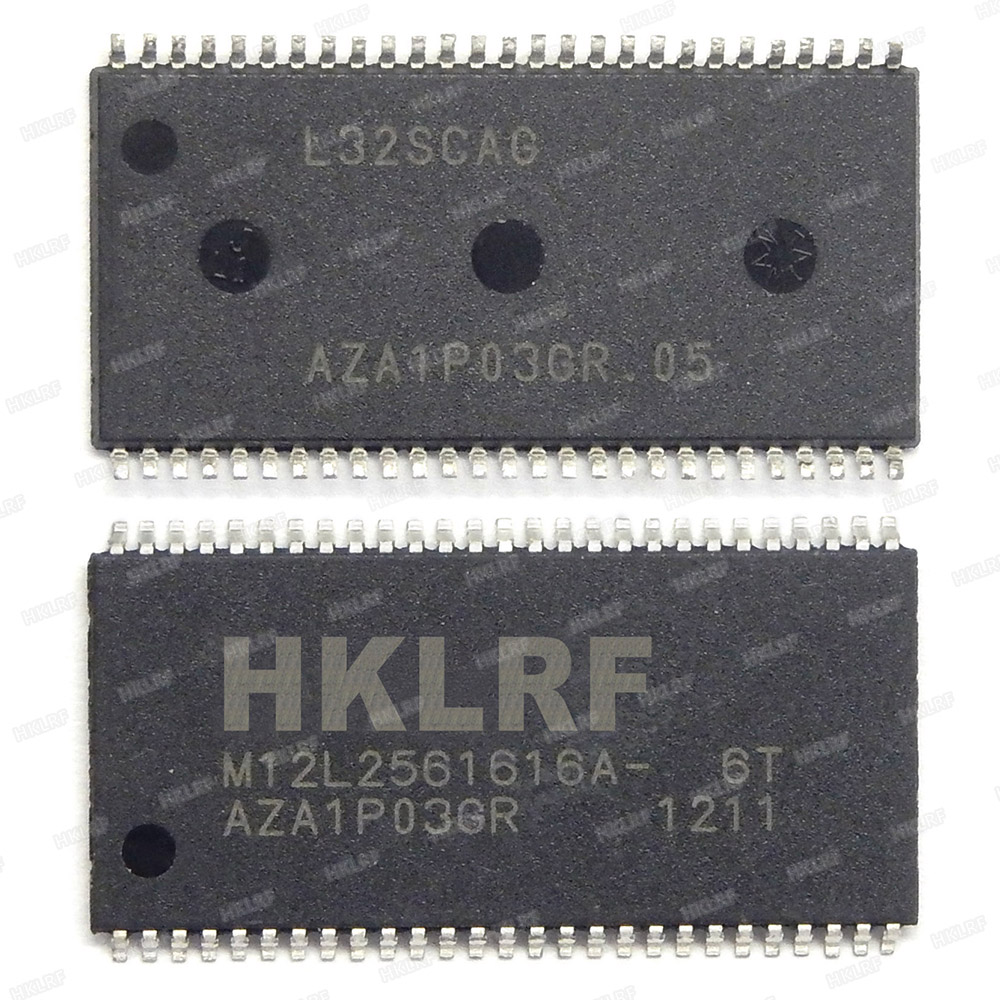 Image 4 - 25PCS/Lot Orignial New  M12L2561616A 6T IC chipset Free shipping-in Integrated Circuits from Electronic Components & Supplies