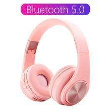 Tourya A1 Bluetooth 5.0 Wireless Headphone With HD MIC Headset Support Tf card Earphone