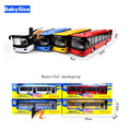Diecast Metal model,1:50 Alloy pull back Coach Long bus,gift toy cars,alloy Transport Bus car toys,free shipping