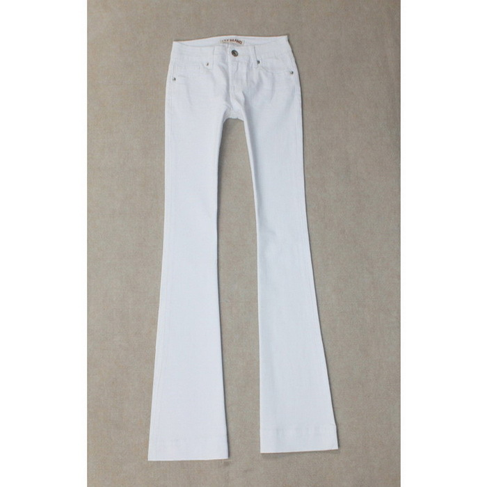 Popular White Flare Jeans-Buy Cheap White Flare Jeans lots from ...