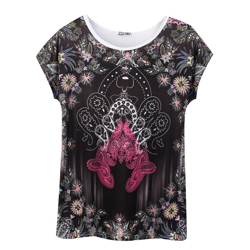 Buy New Design 3d Print Slim T Shirt