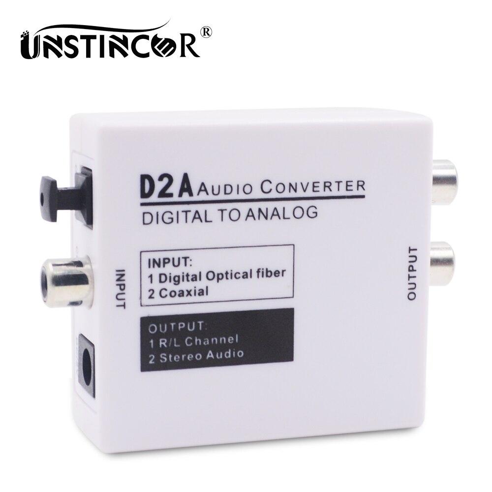 Оптика аудио конвертер