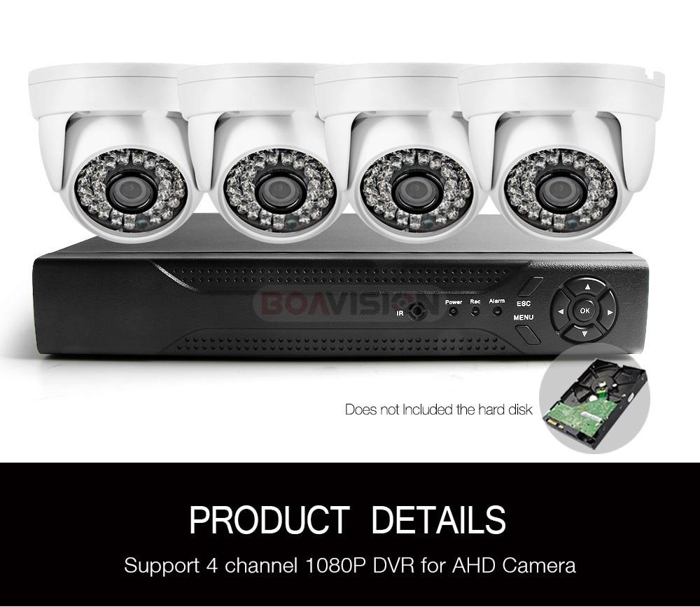 10 4ch ahd camera kit