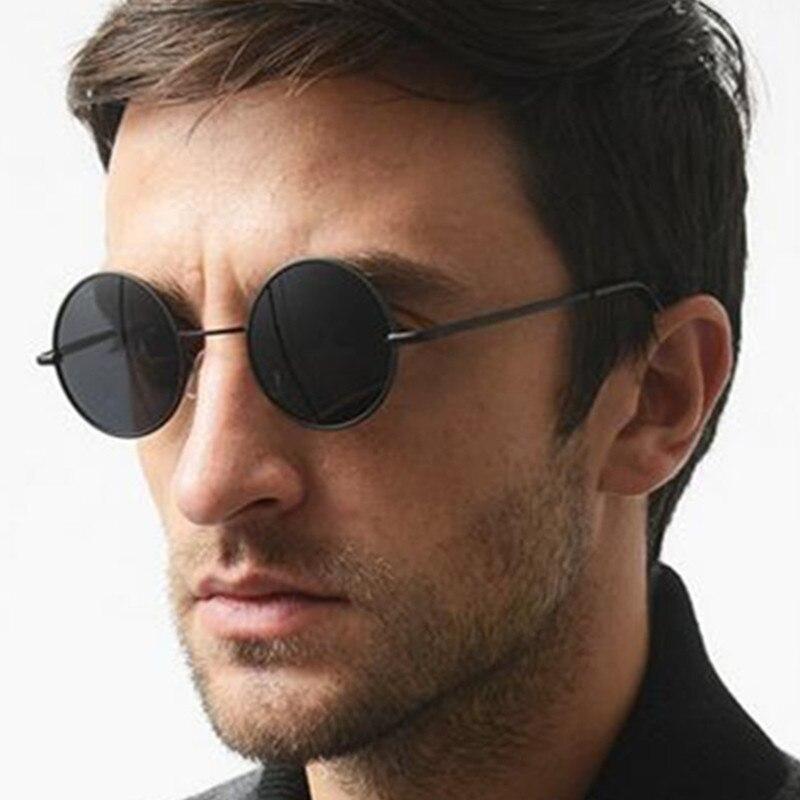 Vintage Round Metal Full Rim Reading Glasses John Lennon Glasses +100 +125 +150 +175 +200 +250 +300 +350 +375 +400
