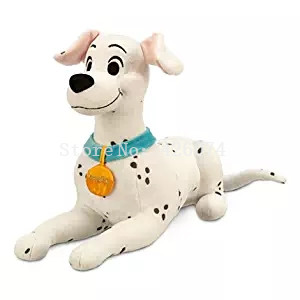 New 101 Dalmatians Perdita Dog Plush 28CM Kids Stuffed Animals Toys For Children Christmas Gifts stuffed toy