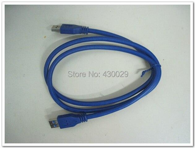 USB 3.0 տվյալների մալուխ 1 մ USB 3.0 արական - Համակարգչային մալուխներ և միակցիչներ - Լուսանկար 4