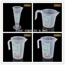 Gereedschap Maatbeker Plastic Een