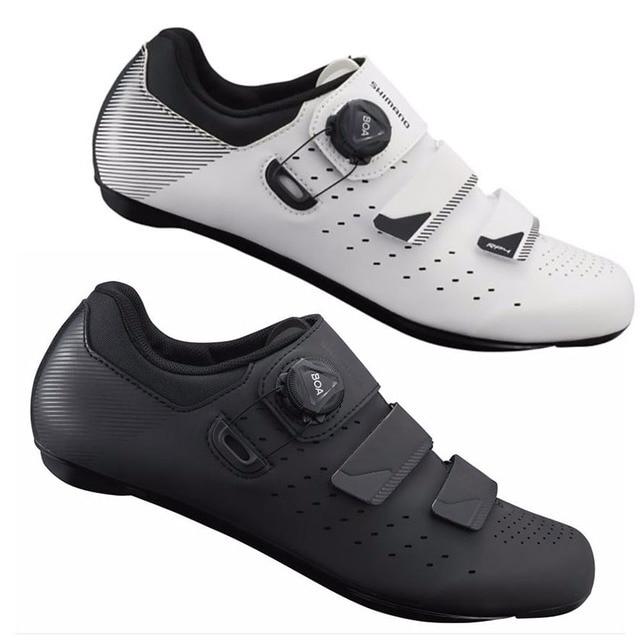 8736e8396 SHIMANO SH-RP4 SPD SL Road Bike Shoes Riding Equipment Bicycle Cycling  Locking Shoes BOA MTB SHOE MEN'S