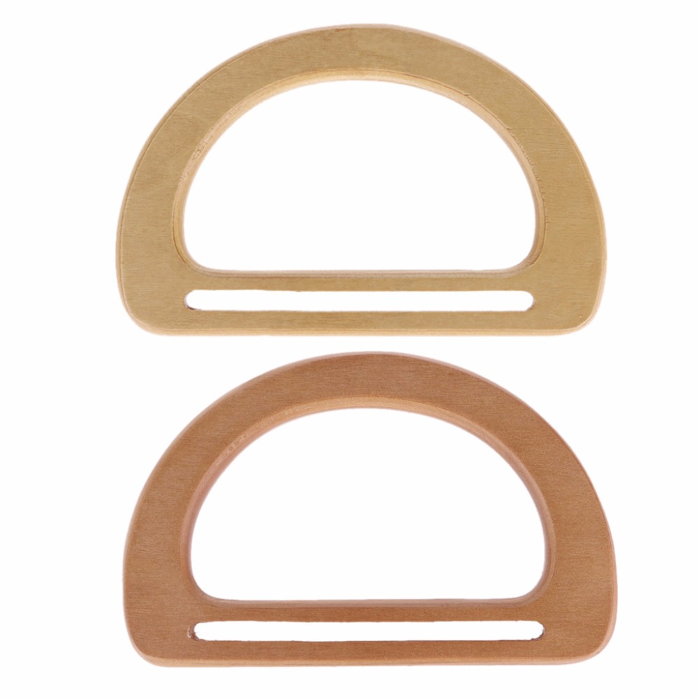 Apparel Sewing & Fabric 2pcs O Ring Bag Handles For Crochet Obag Resin Buckles For Handbag Wallet Purse Frame Clasp Diy Bag Hanger Accessories Ky958 Latest Fashion