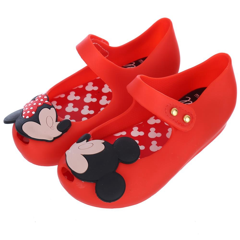 Mini Melissa Mickey and Minnie 2018 Custom Classic Girls Low-Top Shoes Nonslip Kids Sandals Soft PVC Sandal Summer