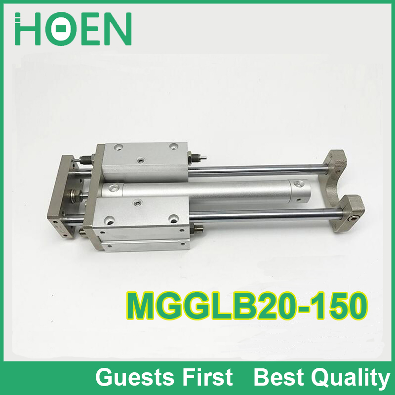 MGGMB20-150 air cylinder pneumatic cylinder air tools MGG series mgpm63 200 smc thin three axis cylinder with rod air cylinder pneumatic air tools mgpm series mgpm 63 200 63 200 63x200 model