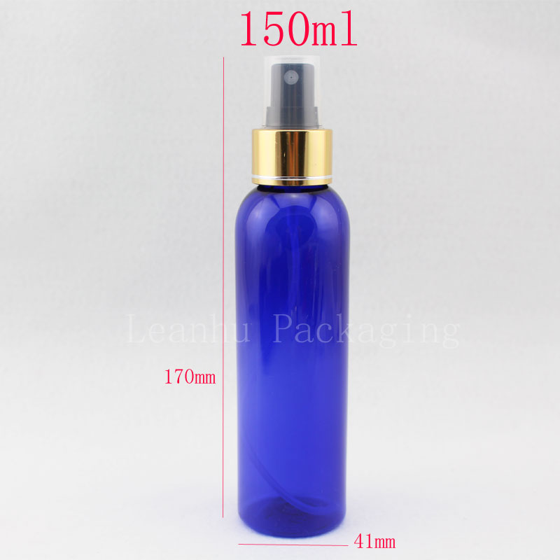 150ml-blue-bottle-with-gold-spray