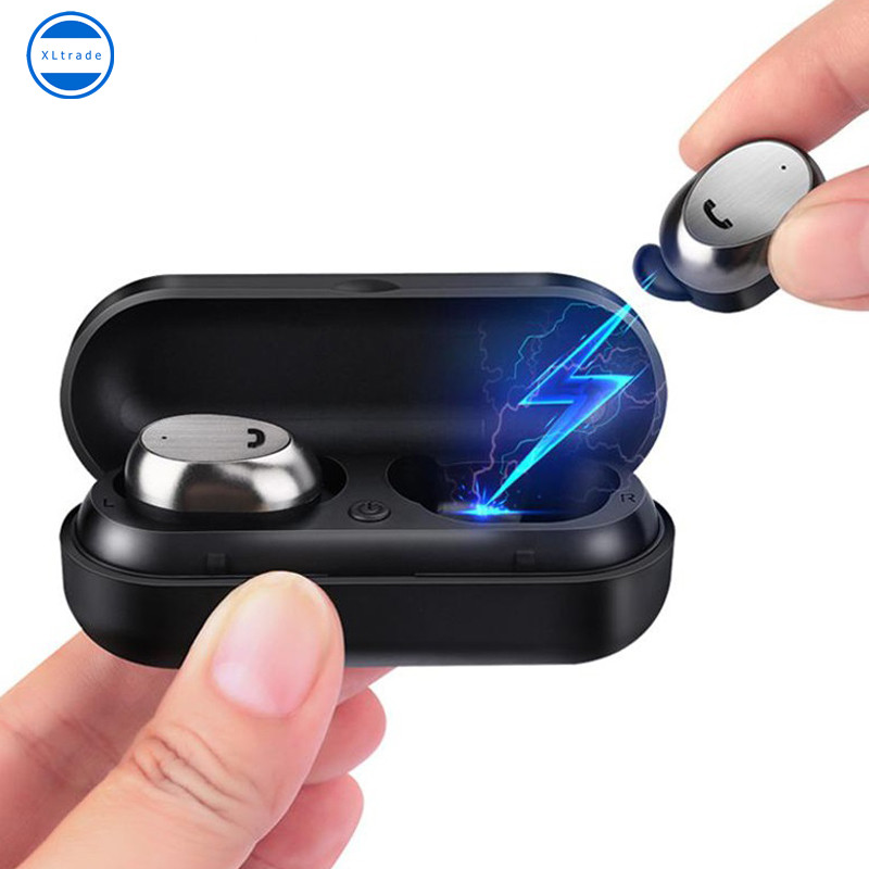 M9 TWS Bluetooth écouteurs True Wireless casque sport écouteur avec micro mains libres écouteurs aide auditive pour tous les téléphones intelligents