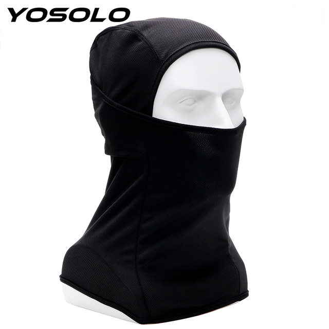 Moto Full Face and Neck for Moto Bicycle Cycling Motorcycle Face Mask Balaclava Hood Thin Soft Breathable Mask