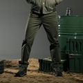 Invierno caliente del Otoño Pantalones Largos Ocasionales de Los Hombres de Estilo Militar Verde Del Ejército Pantalones Casuales Hombres Pantalones de Algodón de Los Hombres Ropa MK-7162A
