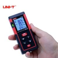 Laser Distance Meter UNI T UT392B 100M Laser Range Finder Digital Range Finder Measure Area Volume