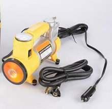 Автомобильный воздушный насос с лампой 12 В Надувное устройство