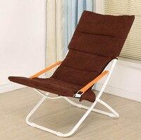 Складное кресло для пеленания, сидя, кладя шезлонг, диван, пляжный стул, открытый/домашний ленивый садовый стул