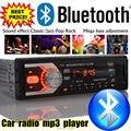 Новый 12 В Bluetooth Car радио Стерео FM Радио MP3 Аудио игрок 5 В Зарядное Устройство USB/SD/AUX in Автомобильная Электроника Сабвуфер В Тире 1 DIN