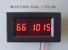 KWX03 меандр источник сигнала частоты dutycycle Регулируемый 0.1 Гц-34 кГц цифровой дисплей