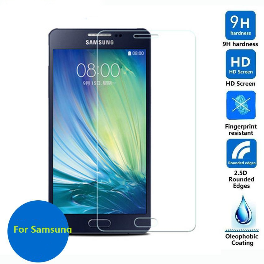 HP01 Screen Protector Tempered Glass For Samsung Galaxy J1 2016 A3 A5 Core Prime Grand Prime Neo