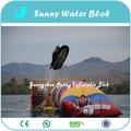 Entrega rápida gota de Agua Inflable, Salto Blob, Juguetes Para el agua, Bolsa De Burbuja de agua, Trampolín Inflable