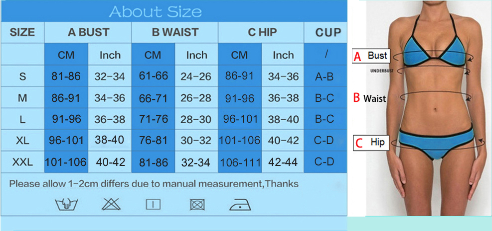New Knitted Vacation Bikini Set 19 Women High waist Halter Bikinis Bathing Suit Women Swimwear Bandage Female Biquini Swimsuit 1