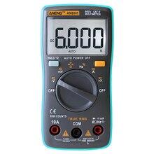 Digital Multimeter 6000 Counts Backlight AC/DC Ammeter Voltmeter Ohm Portable Meter NG4S