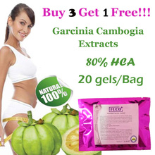 (BUY 3 GET 1 FREE) FUCO garcinia cambogia extracts weight loss 80% HCA 100% effective for slimming diet supplement