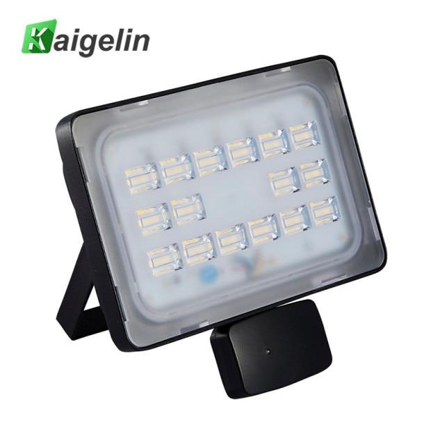 UPGRATE 50W PIR LED Flood Light IP65 220V-240V 6000LM PIR Motion Sensor Lamp Infrared Sensor Floodlight SMD2835 Outdoor Lighting минимойка huter w105 ar [70 8 8]