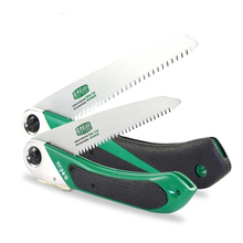 1PCS 170MM Hand Folding Saw SK5 Steel Pruning Gardening Serra Camping Foldable Saws Sharp Tooth DIY woodworking Scie Hand Tool цена