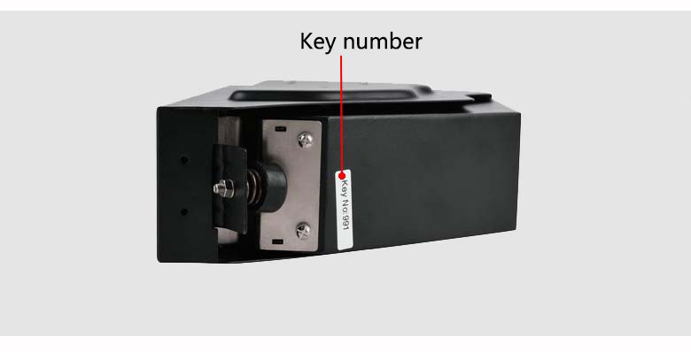 Gun Safe box Guns Password Safe box Digital Code Safes With Security Key High Quality Steel Strongbox (13)