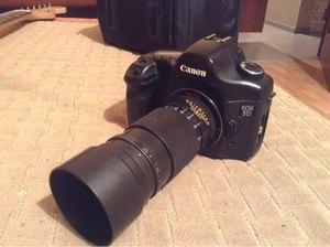 Image 2 - Электронный AF Подтверждение M42 Крепление объектива адаптер для Canon EOS 5D 7D 60D 50D 40D 500D 550D 600D Rebel T2i T3i 1100D
