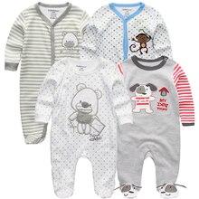 Детские комбинезоны; летние пижамы для маленьких мальчиков; одежда для сна для новорожденных; roupas de bebe; Одежда для младенцев
