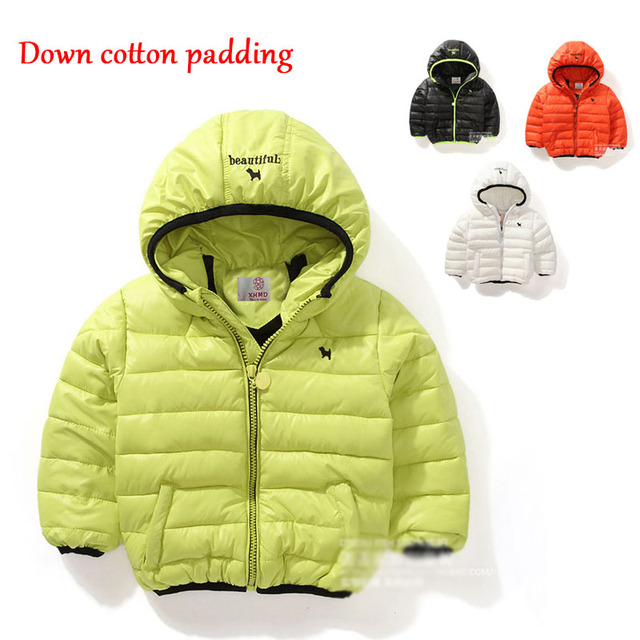 Children's winter jacket New winter High quality super warm Soft and delicate baby cotton cloths snowsuit casacos catsuit winter