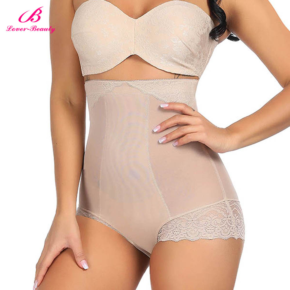 Womens Shapewear Tummy Control Body Shaper High Waist -9912