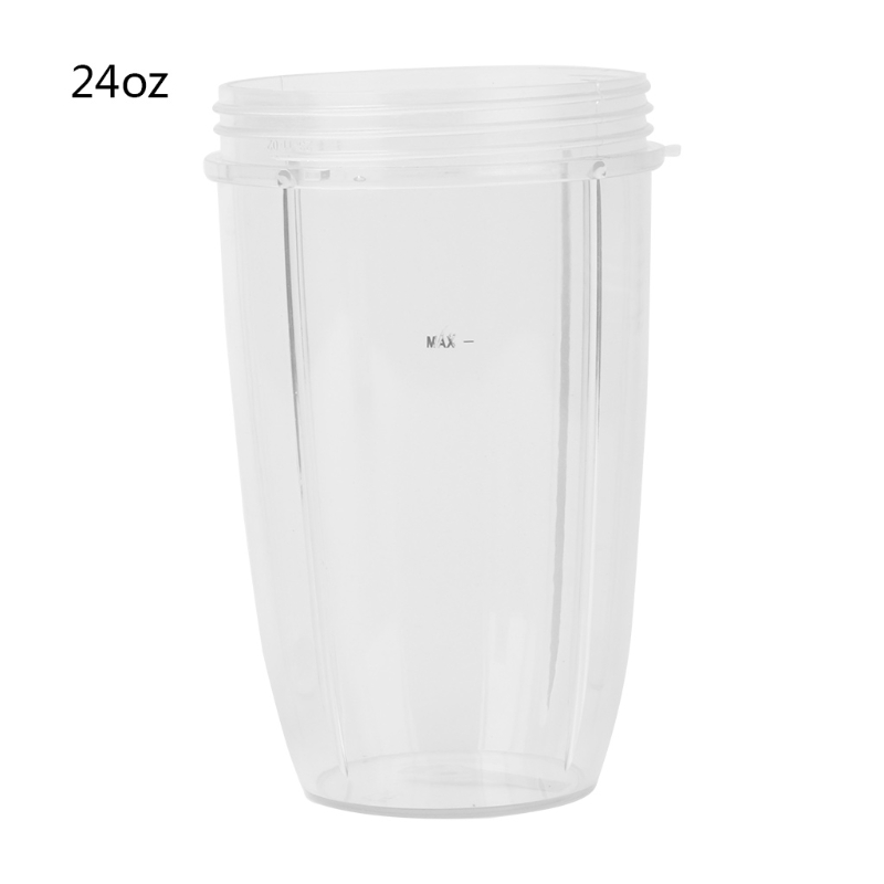 Juicer Cup Mug Clear Replacement For NutriBullet Nutri Bullet Juicer 24 Oz
