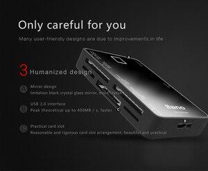 Image 5 - Llano 7 in 1 USB 3.0 Lettore di Smart Card Flash Multi Memory Card Reader per TF/SD/MS /CF 4 Scheda di Lettura SD/micor SD flash card