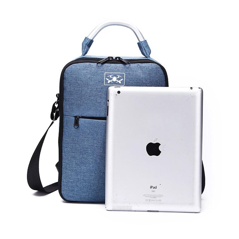 Portable Bag For DJI Spark shoulder bag handbag with liner Messenger backpack Case For DJI Spark accessories