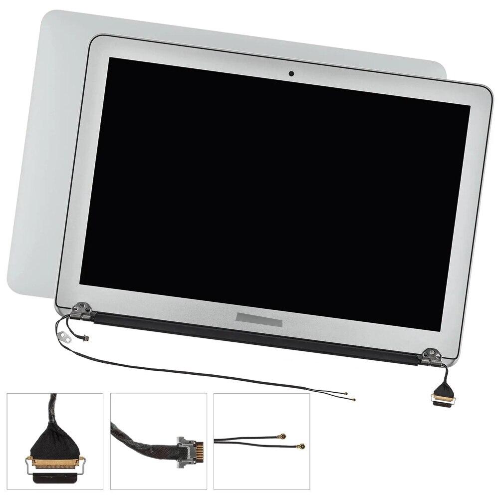 Fin 2010 EMC2392 A1369 ensemble d'écran LCD pour Apple Macbook Air 13 ''écran de remplacement complet de l'assemblage d'affichage LCD